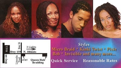 braiding fairview heights il